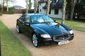 blue maserati quattroporte wedding cars gallery cambridge wedding cars