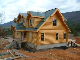 Luxury Log Home Plans by Learning About Log Homes Avalon Log Homes U0027s Blog