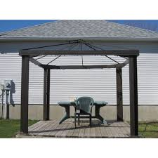 Replacement Canopy by Replacement Canopy For Bellagio 10 X 10 Gazebo Garden Winds Canada