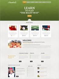9 best baseball wordpress templates u0026 templates free u0026 premium