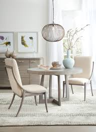 48 In Round Dining Table Hooker Furniture Dining Room Affinity 48in Round Pedestal Dining