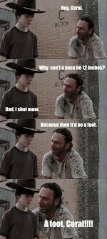 Best Walking Dead Memes - walking dead memes rick and carl dead best of the funny meme