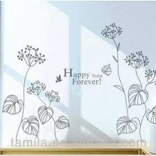 walldecalsphils s items for sale on carousell black flowers wall decal sticker