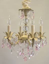 Nursery Chandelier I Lite 4 U Shabby Chic Style Mini Chandeliers U0026 Lighting
