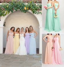 watercolor bridesmaid dresses 20 mismatched bridesmaid dresses for wedding 2015 bridesmaid