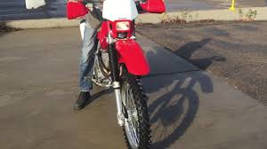 john u0027s 2002 honda xr400 youtube