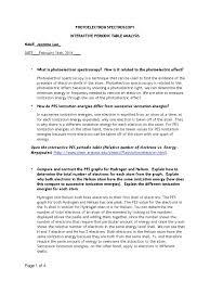 pes sheet atomic orbital electron configuration