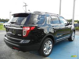 Ford Explorer Ecoboost - tuxedo black metallic 2013 ford explorer limited ecoboost exterior