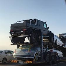 mercedes amg 6x6 price ten mercedes g63 amg 6x6s reach south africa might all be