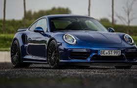 porsche 911 991 turbo edo competition s blue arrow is the and fastest porsche
