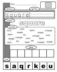 new sight word worksheets numbers colors shapes kaylee u0027s