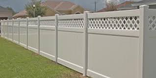 vinyl fence photo gallery u0026 design ideas tampa bay area