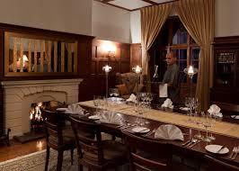 bungalow dining room ceylon tea trails tientsin bungalow audley travel