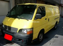 nissan urvan 15 seater toyota hiace delivery van for sale year 1999 sale in bahrain