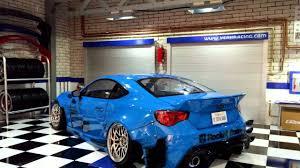 subaru brz custom body kit rc custom garage subaru brz rocket bunny vn2 youtube