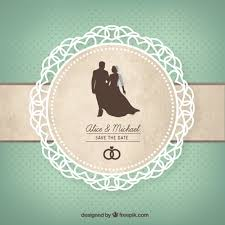 wedding card for wedding card vector premium