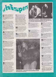magazine 1986 12 06 eurythmics uk no 1 ultimate eurythmics