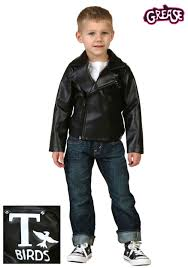toddler grease t birds jacket boys halloween costumes
