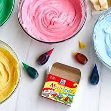 amazon com mccormick assorted food color 1 fl oz grocery