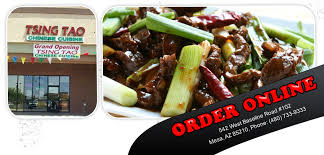 az cuisine tsing tao cuisine order mesa az 85210