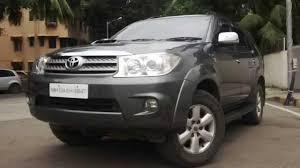 toyota 2010 2010 toyota fortuner 4x4 in mumbai preferred cars youtube