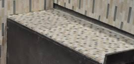 Tile Ready Shower Bench Tile Redi Introduces Luxury Shower Bench