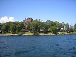 thousand islands where we biked and discovered a beach some
