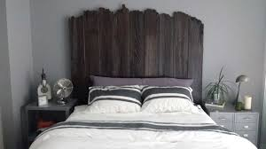 Modern Real Wood Bedroom Furniture Bedroom Furniture Wooden Reclaimed Diy Headboard Rustic Small