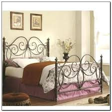 Bed Frame With Headboard And Footboard Headboard And Footboard Sets Metal Headboard King Metal Bed