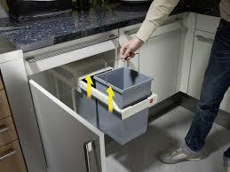 hailo poubelle cuisine hailo 3659 une poubelle encastrable de bonne qualité