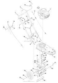 ariens 946350 000101 000969 st622 briggs quantum 6 25hp parts