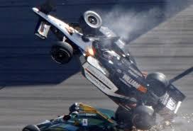 indy 500 champion dan wheldon s death in the car crash caught on