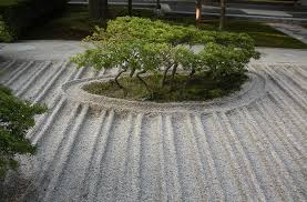 Zen Garden Rocks Last Temple Saw Day Ginkaku Buddhist Zen Dma Homes 79119