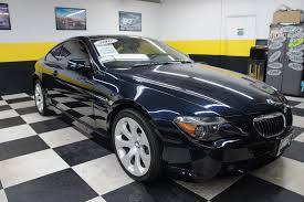 used bmw 650i coupe 2007 used bmw 6 series 650i coupe smg at auto connection llc