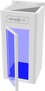 chambre de cryoth apie le cryoone chambre de cryothérapie corps entier individuelle mecotec