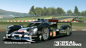 porsche 919 top view porsche 919 hybrid 2015 real racing 3 wiki fandom powered by