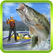 bass fishing 3d on the boat appstore for android