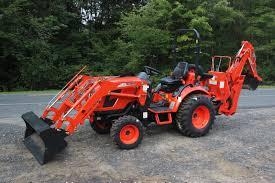 kioti ck2510 hst tractor loader u0026 backhoe for sale in belchertown