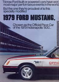 ford mustang ads directory index mustang 1979