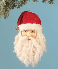 fashioned santa ornament bethany lowe theholidaybarn
