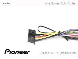 pioneer stereo wiring color codes wiring forums