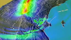 Earthquake Los Angeles Map by Stanford Scientists Use U0027virtual Earthquakes U0027 To Forecast Los