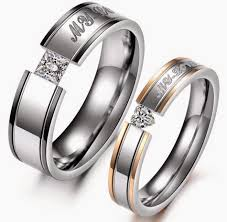 matching wedding rings matching wedding rings sets square heart diamond two tone