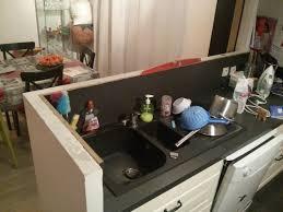 comment faire un plan de travail pour cuisine agréable comment faire un bar de cuisine 5 pose dun plan de