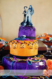 18 wonderful pictures from halloween themed weddings mental floss