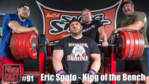 eric spoto on mark bell u0027s powercast all things gym
