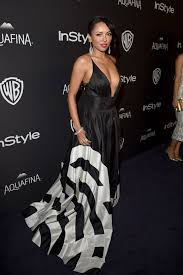 Laverne Cox In Bao Tranchi by Golden Globes Chaos The Fashion The After Party And My Love For