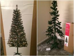 this woman u0027s hilariously rubbish u0027christmas tree u0027 from argos is