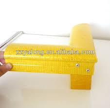 Fiberglass Handrail Weather Resistant Fiberglass Handrail For Outdoor Steps Round Or