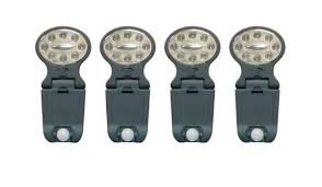 megabrite night light costco buy megabrite 4 wireless motion sensor door entry lights online at